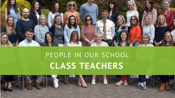 Class Teachers 2019/20