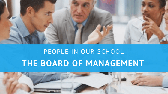 What is the Board of Management ?