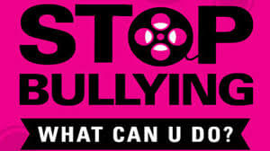 Bullying…What to do if you are being bullied