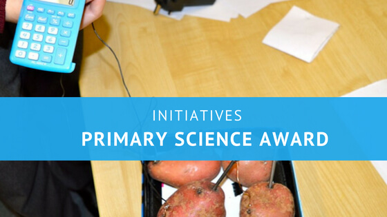 Discover Primary Science and Maths Award