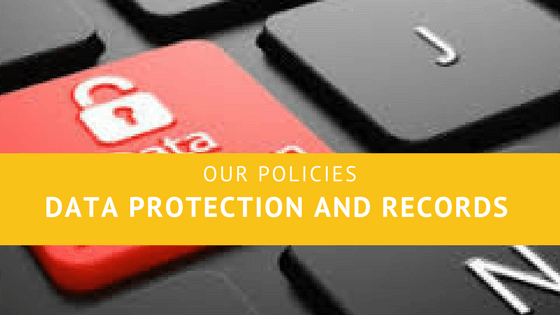 Data Protection and Record Keeping