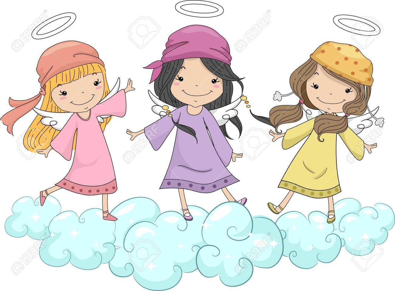 Three Angels