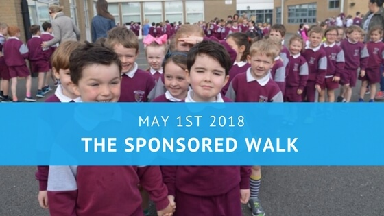 The Sponsored Walk