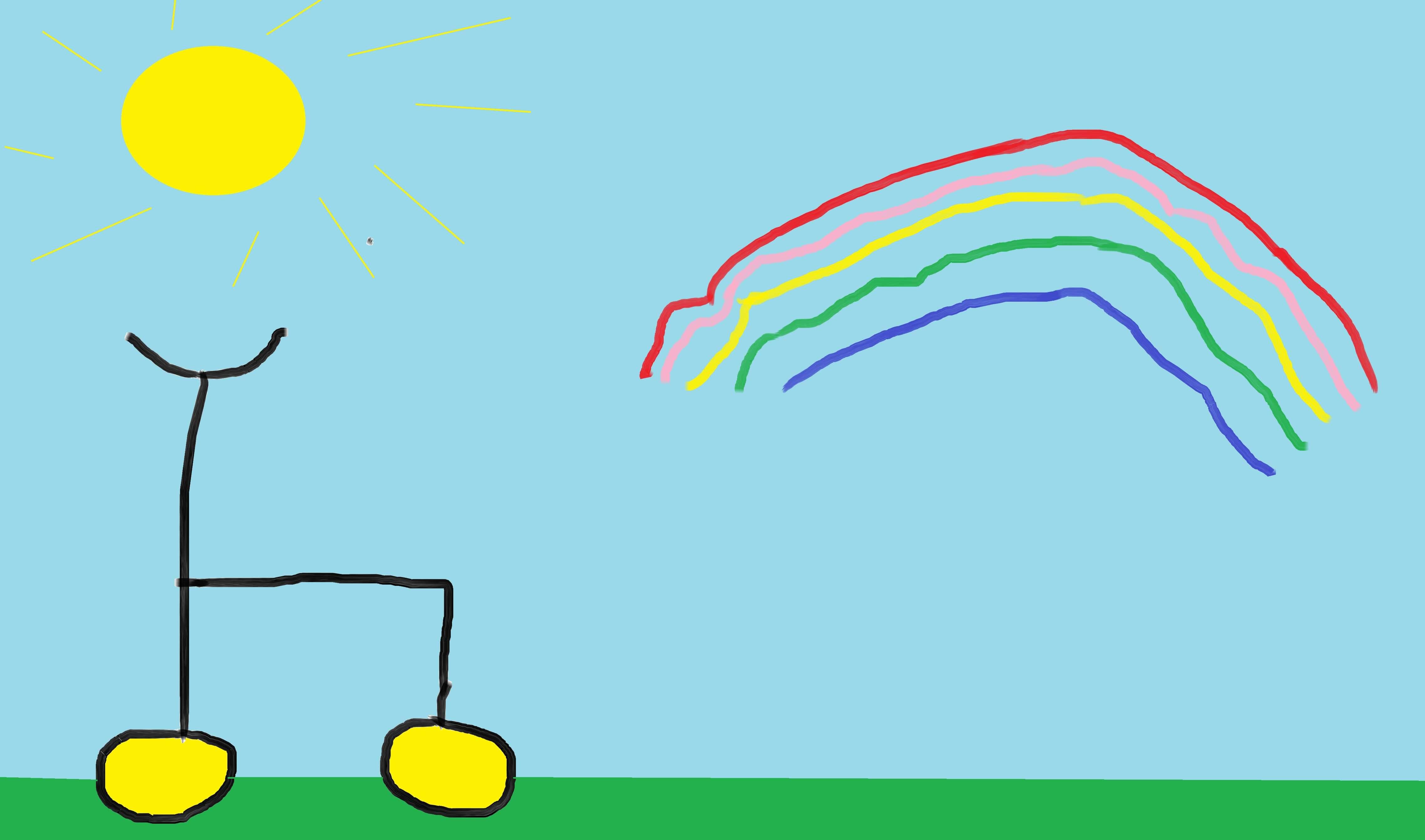 Digital Art : Senior Infants Mr. O'Reilly