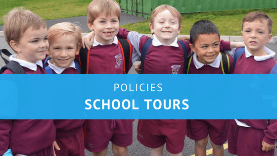 School Tour Policy