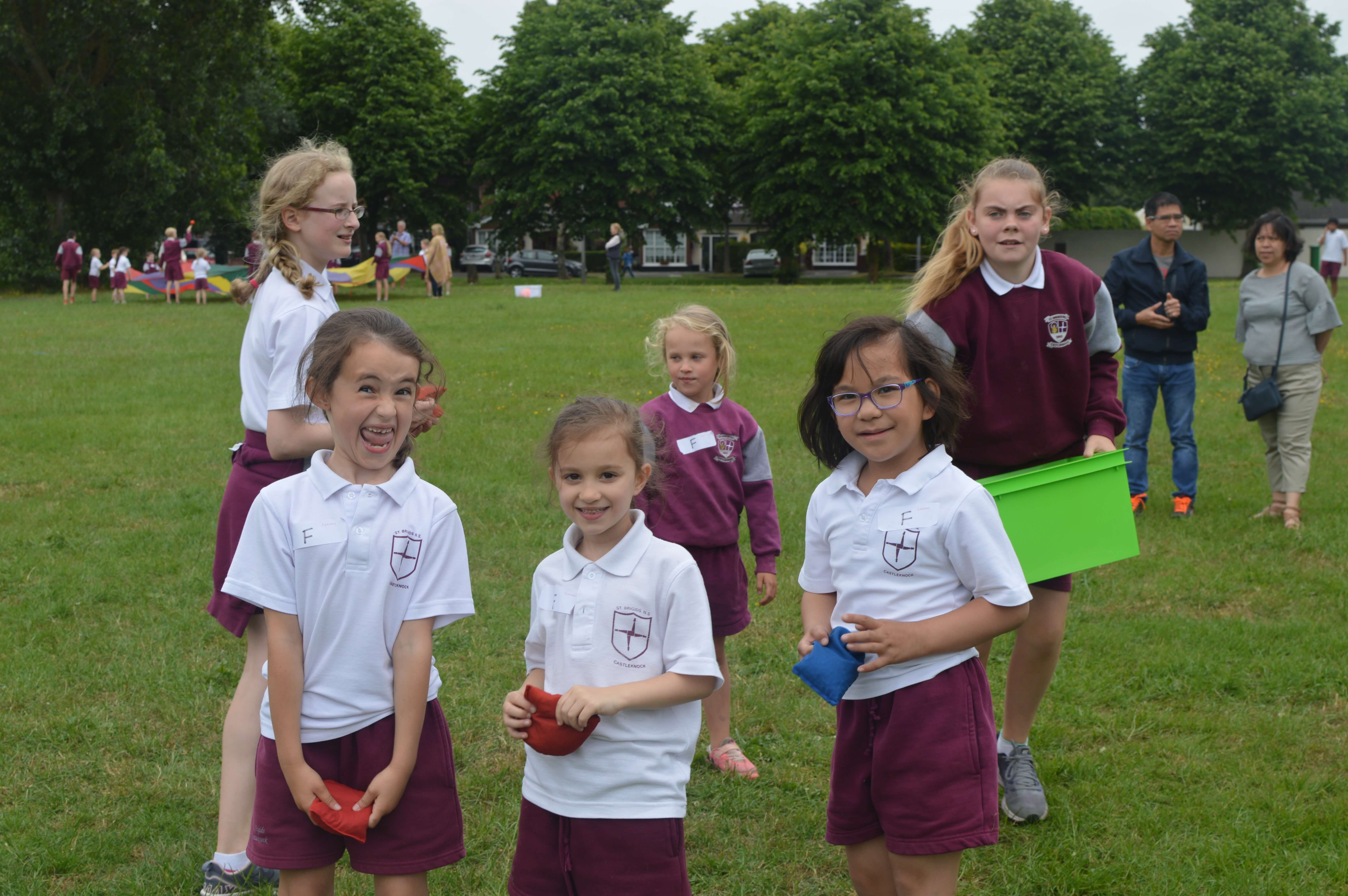 Infants Sports Day