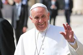 Dancing for the Pope