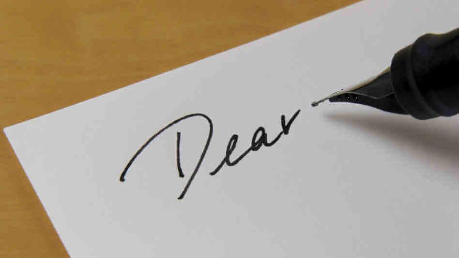 September Letter