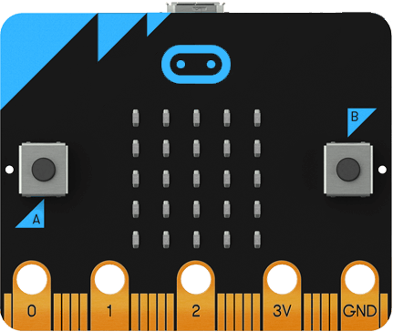 Microbit Coding in 5th class