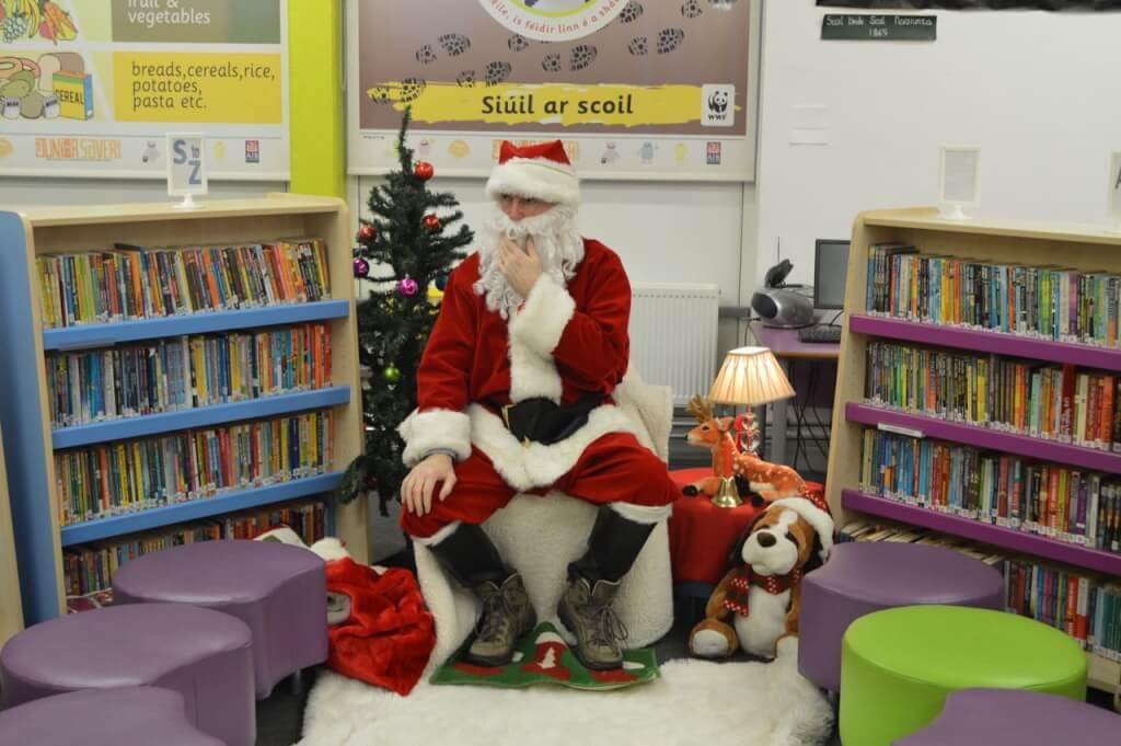 Santa Visit's to Infants