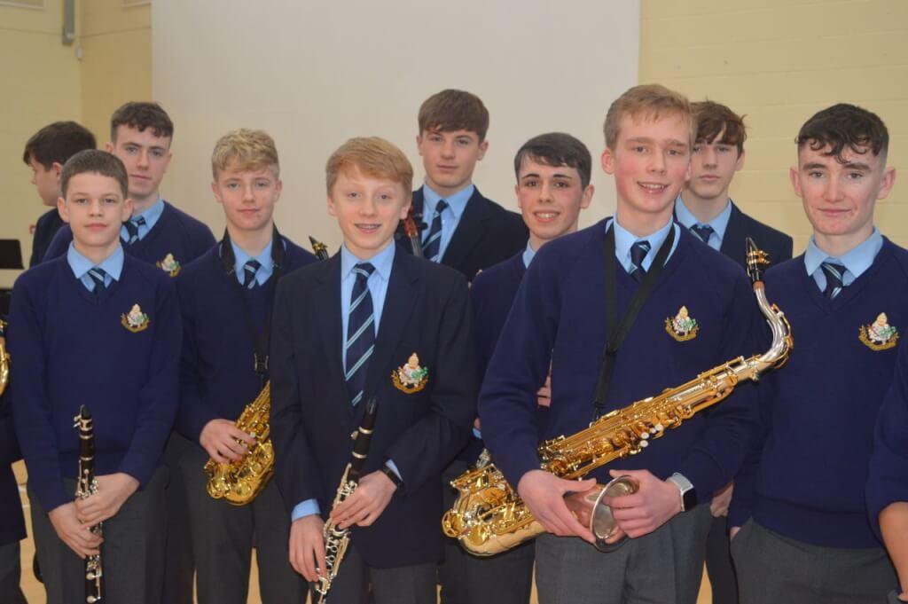 Castleknock College Band