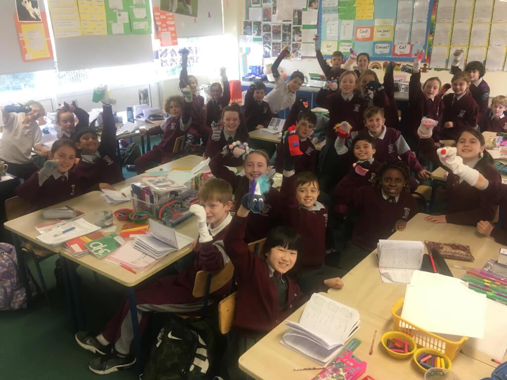 Photo a Day project – 4th class Ms. O'Brien