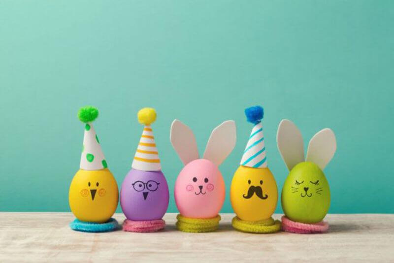 Easter Egg Hunt in Junior Infants