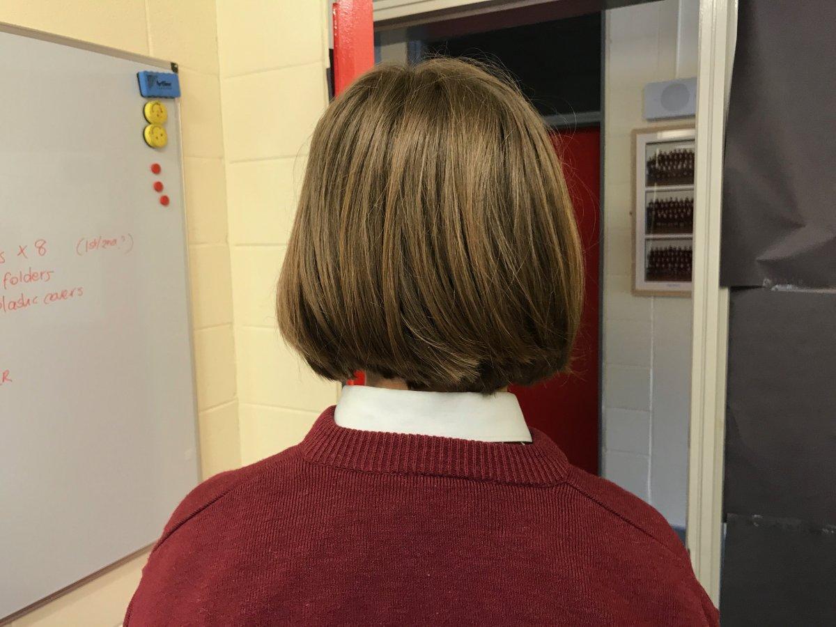 A Haircut in 6th