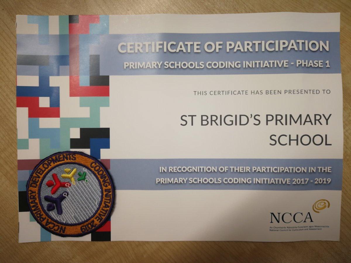 NCCA Primary Schools Coding Initiative               #primarycoding
