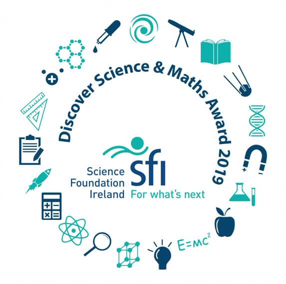 SFI Discover Science and Maths Award  2018/2019