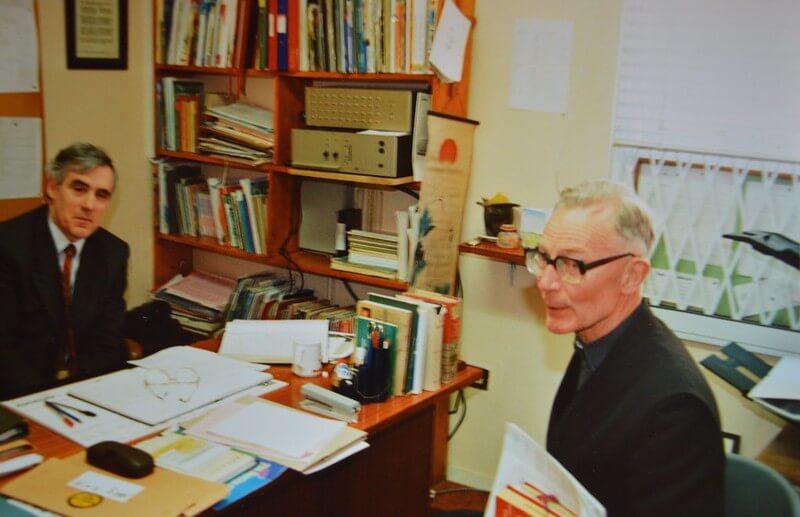 Congratulations Fr. Connolly !