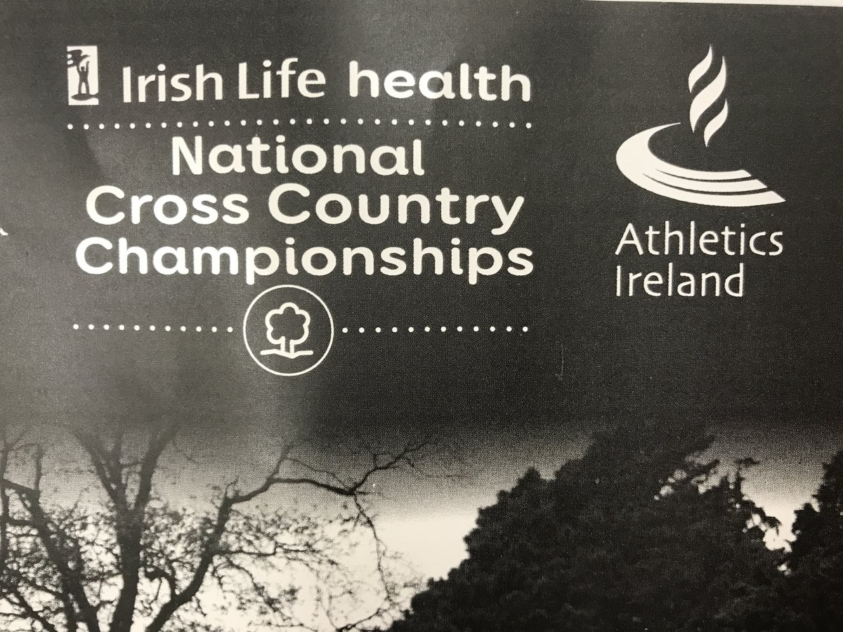 All Ireland  Cross Country Champions