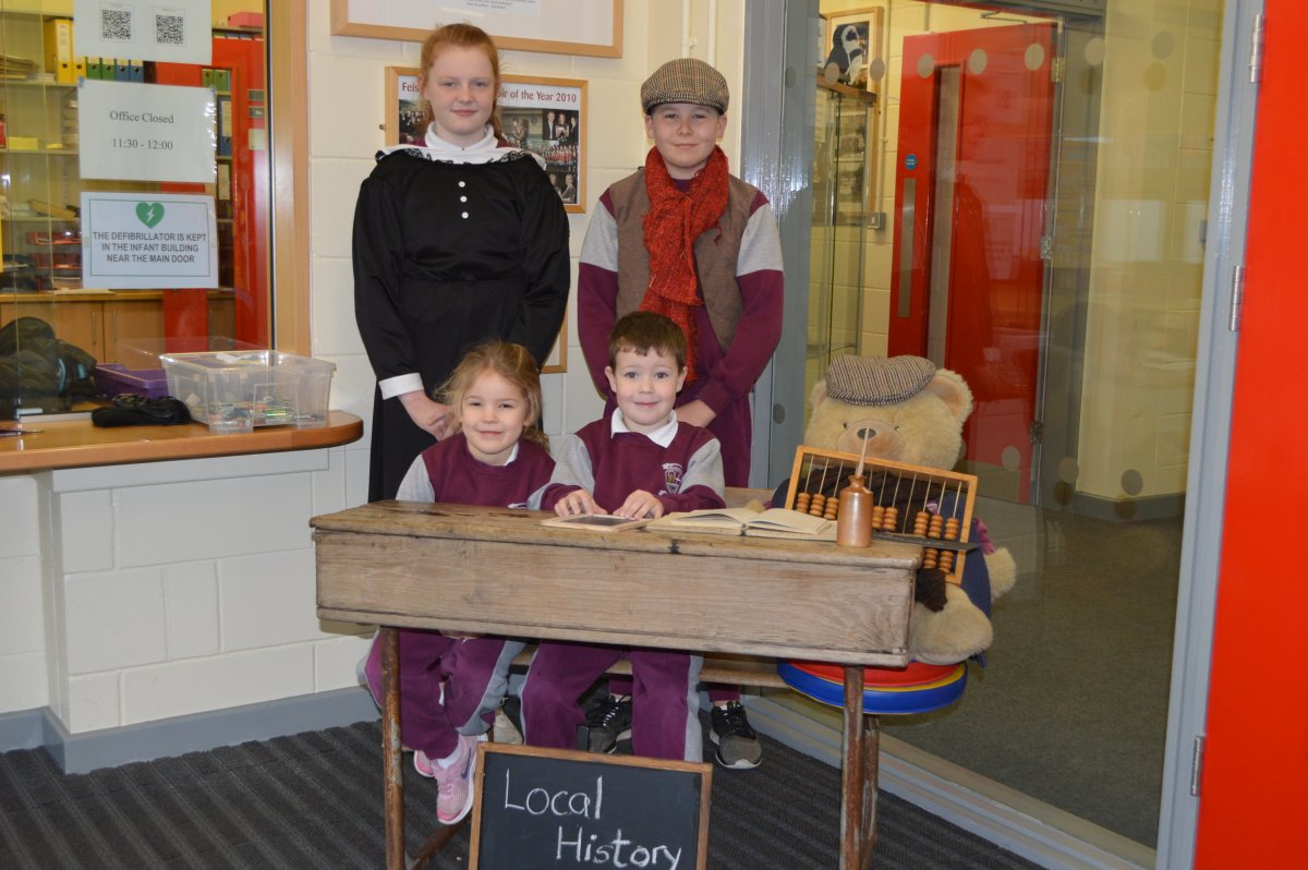 Local History Week . Day 1