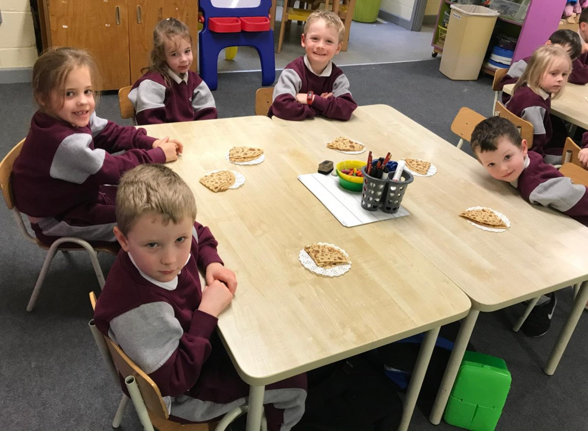 Pancakes in Room 2