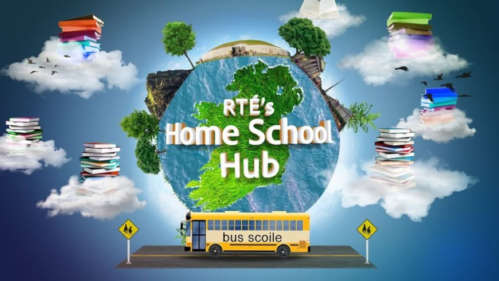 RTÉ launches daily virtual classroom for primary school children – About RTÉ