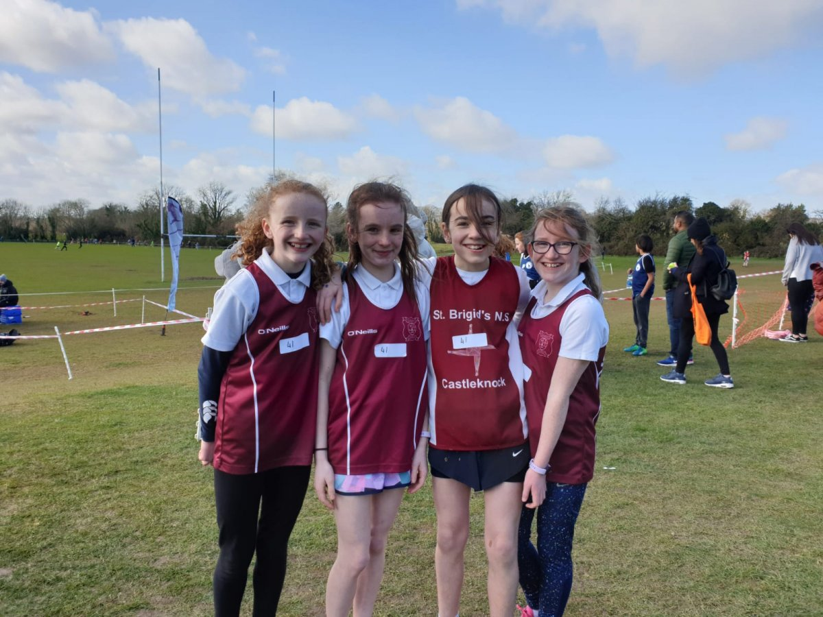 Cross Country in Porterstown