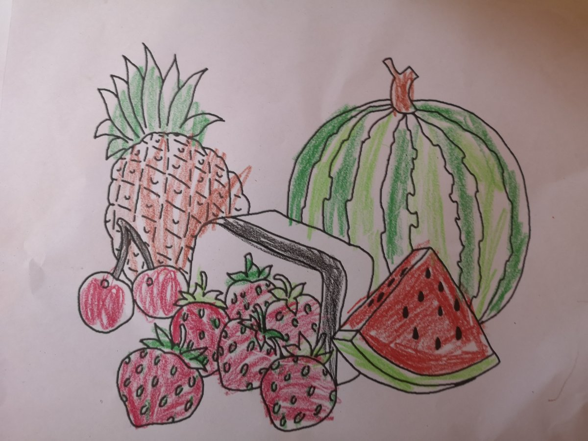 Junior Infants: Learning about Fruit