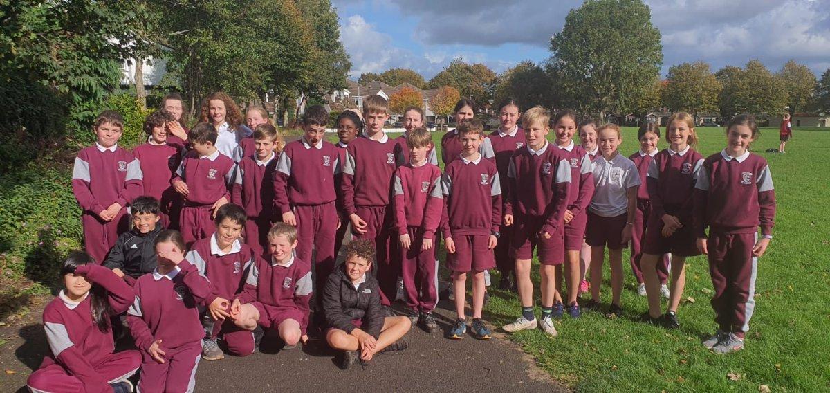 Marathon Kids Week  1