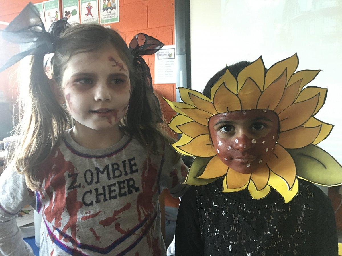 Halloween in Infants