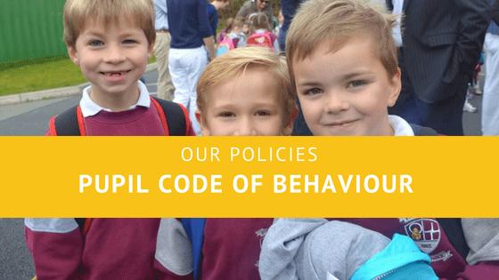 Code of Behaviour for Pupils