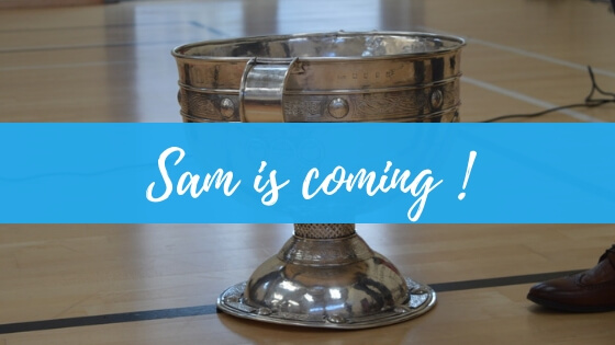 Sam is coming