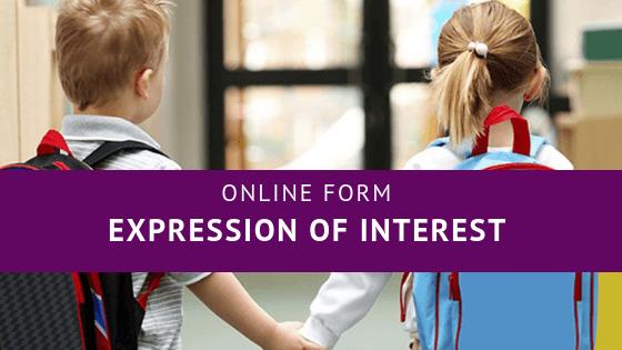 Expression of Interest Form Information