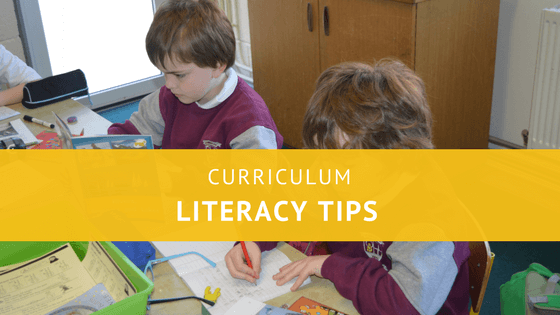 Literacy Tips
