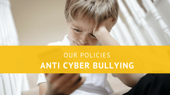 Anti – Cyber Bullying