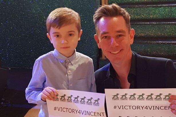 Victory4Vincent Video