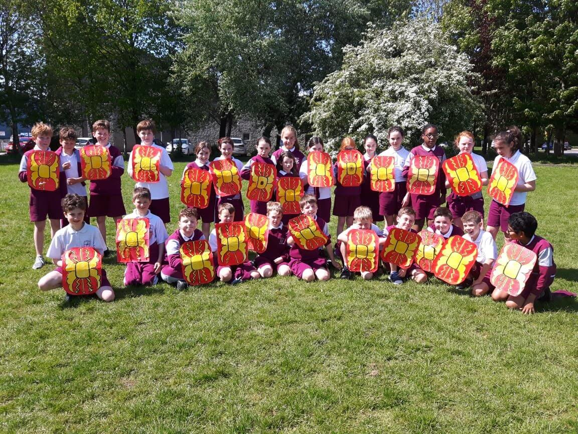 A look at our in year in 4th class: Ms. McGann