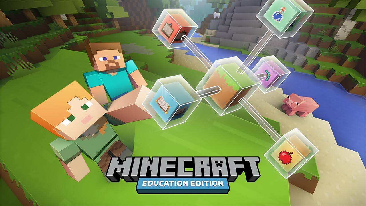 Project Minecraft 5th class Ms. N. Fay
