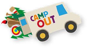 Camp Out in Senior Infants