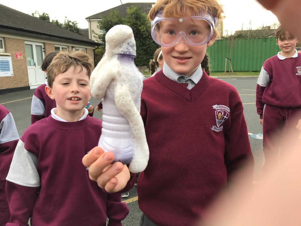 Elephant Toothpaste in 3rd