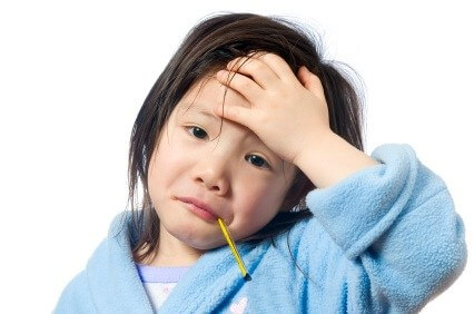 When your child is sick or sent home