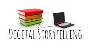 Digital Storytelling in 1st, 2nd and 3rd class