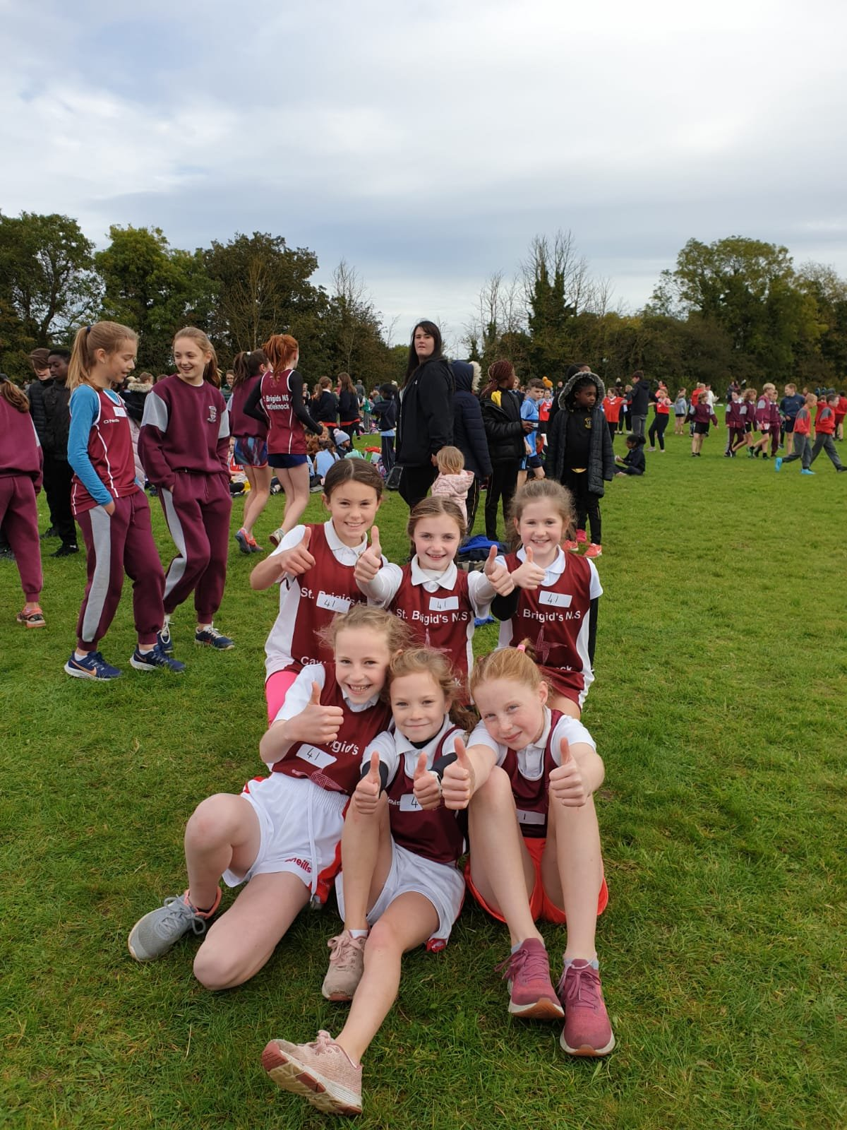 Porterstown Cross Country Day2