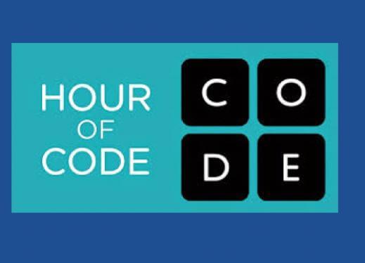 Hour of Code 3rd class                                     @hourofcode
