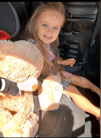 Safety week in Junior Infants
