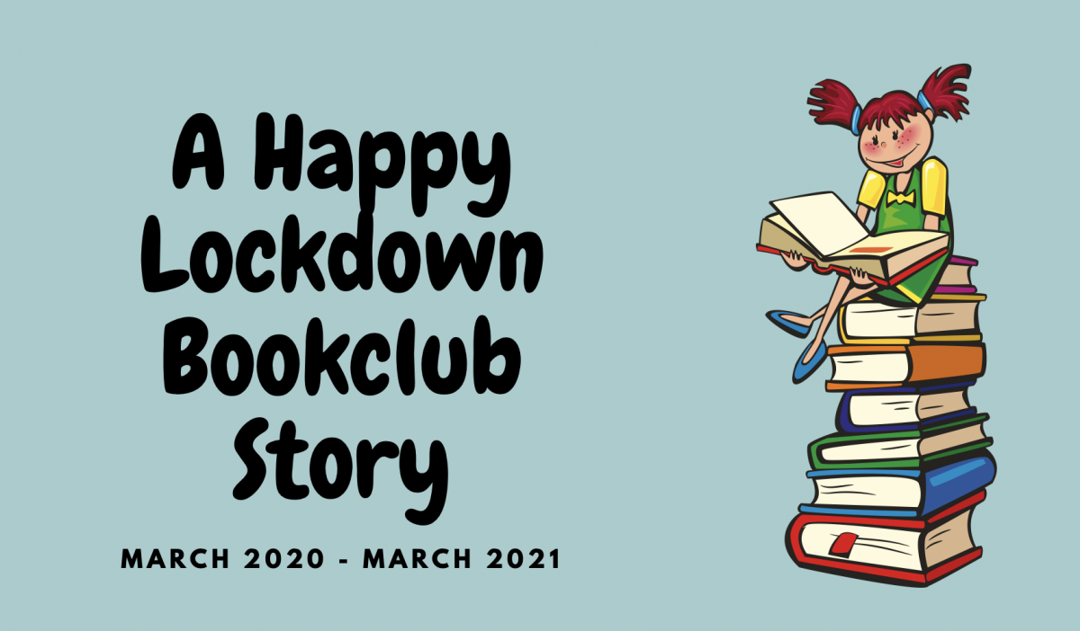Happy Story about a Lockdown Bookclub