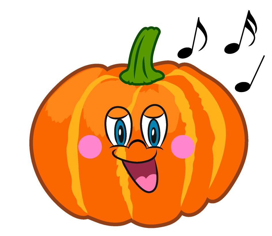 Halloween Singing in Room 5